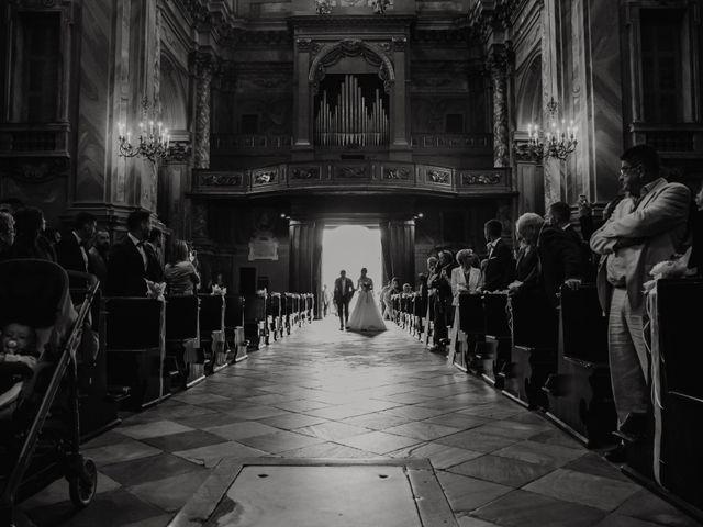 Il matrimonio di Fabio e Elena a Racconigi, Cuneo 4