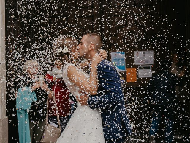 Il matrimonio di Fabio e Elena a Racconigi, Cuneo 1