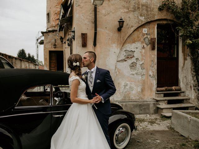 Il matrimonio di Fabio e Elena a Racconigi, Cuneo 8