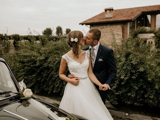 Il matrimonio di Fabio e Elena a Racconigi, Cuneo 9