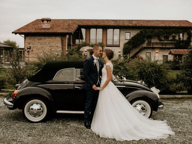 Il matrimonio di Fabio e Elena a Racconigi, Cuneo 2