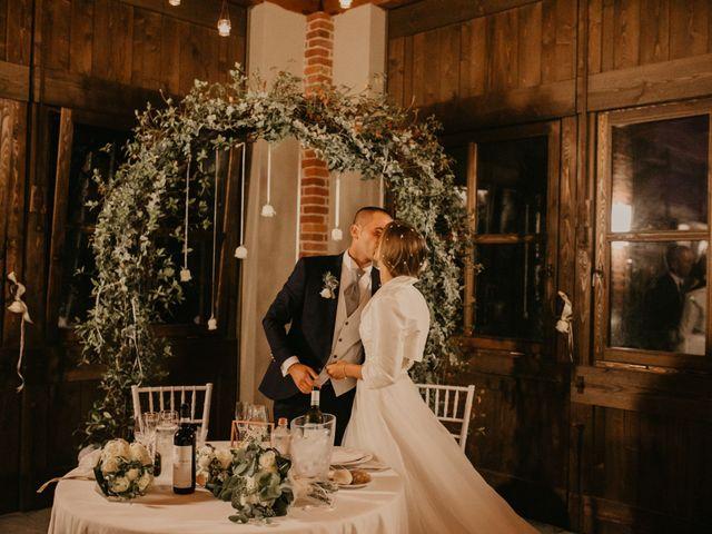 Il matrimonio di Fabio e Elena a Racconigi, Cuneo 13