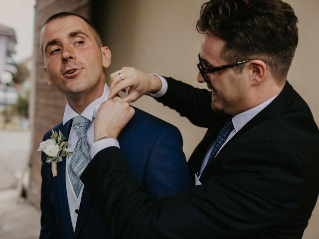Il matrimonio di Fabio e Elena a Racconigi, Cuneo 19