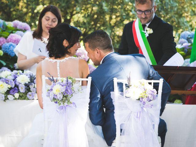 Il matrimonio di Michele e Laura a Calolziocorte, Lecco 16