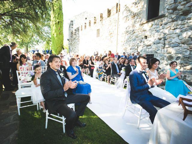 Il matrimonio di Michele e Laura a Calolziocorte, Lecco 17