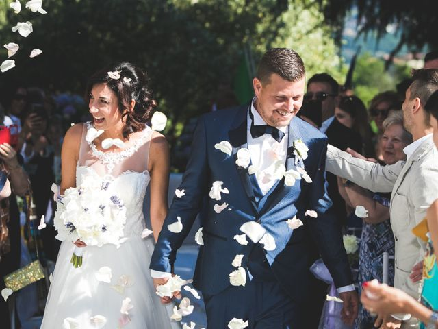 Il matrimonio di Michele e Laura a Calolziocorte, Lecco 20