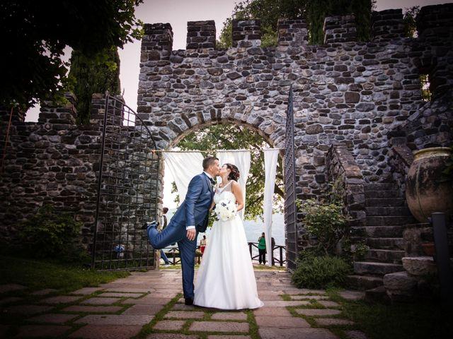 Il matrimonio di Michele e Laura a Calolziocorte, Lecco 21