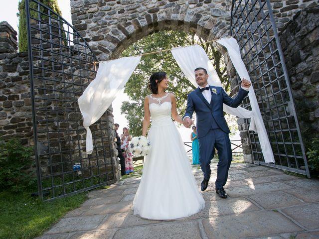 Il matrimonio di Michele e Laura a Calolziocorte, Lecco 22