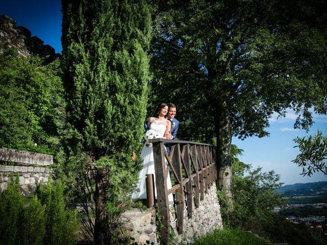 Il matrimonio di Michele e Laura a Calolziocorte, Lecco 29
