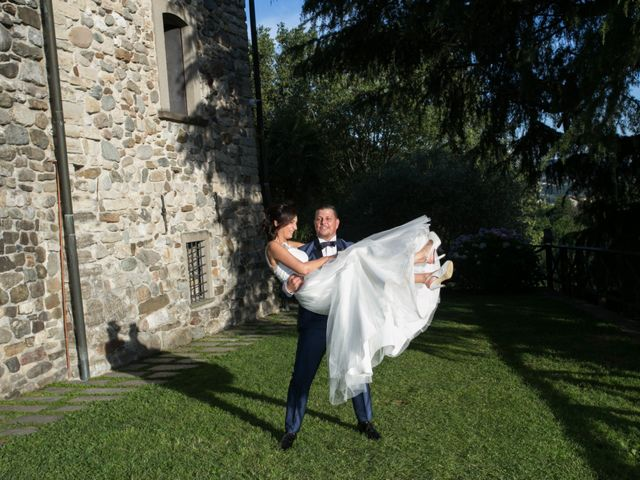 Il matrimonio di Michele e Laura a Calolziocorte, Lecco 30