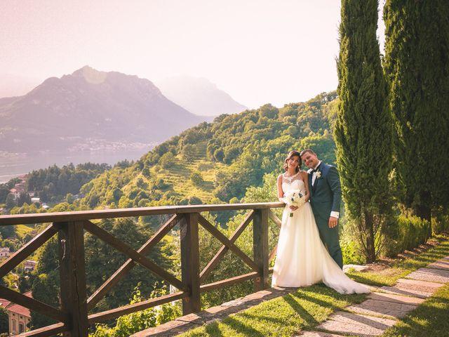 Il matrimonio di Michele e Laura a Calolziocorte, Lecco 31