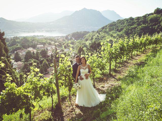 Il matrimonio di Michele e Laura a Calolziocorte, Lecco 32