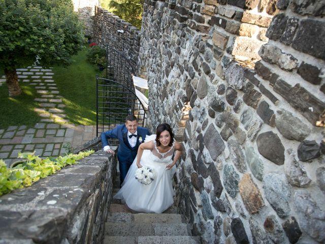 Il matrimonio di Michele e Laura a Calolziocorte, Lecco 34