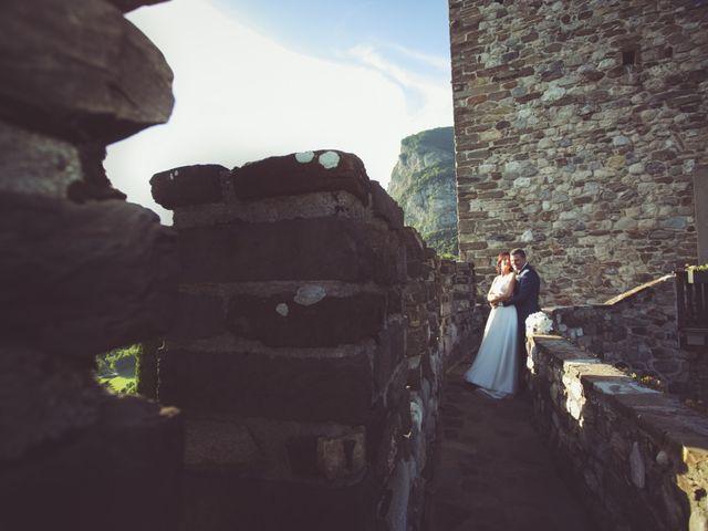 Il matrimonio di Michele e Laura a Calolziocorte, Lecco 1