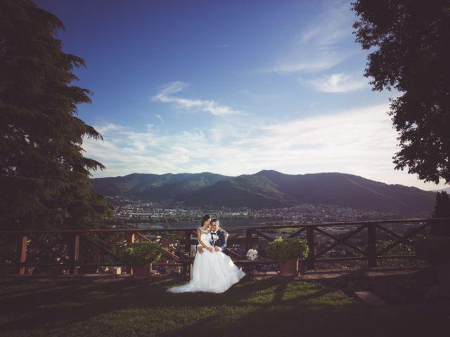 Il matrimonio di Michele e Laura a Calolziocorte, Lecco 37