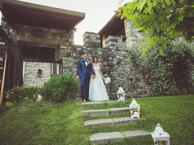 Il matrimonio di Michele e Laura a Calolziocorte, Lecco 43