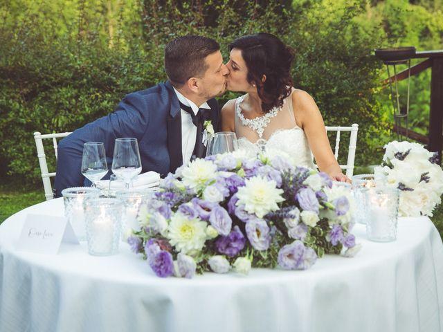 Il matrimonio di Michele e Laura a Calolziocorte, Lecco 44