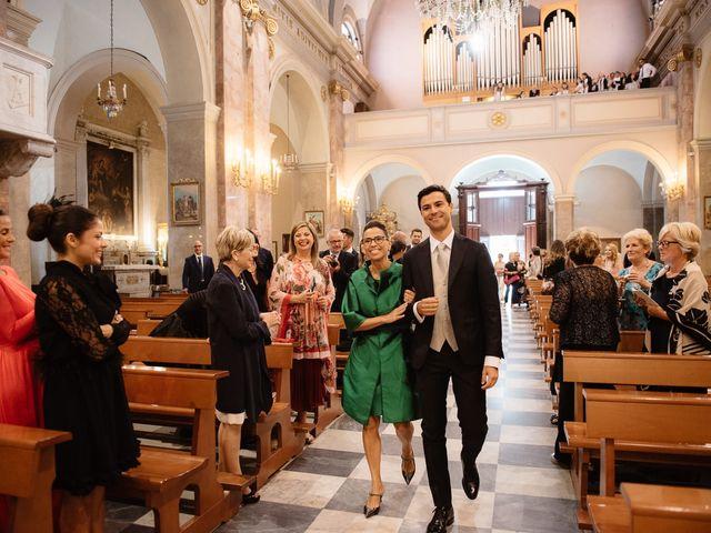 Il matrimonio di Marco e Laura a Alghero, Sassari 45