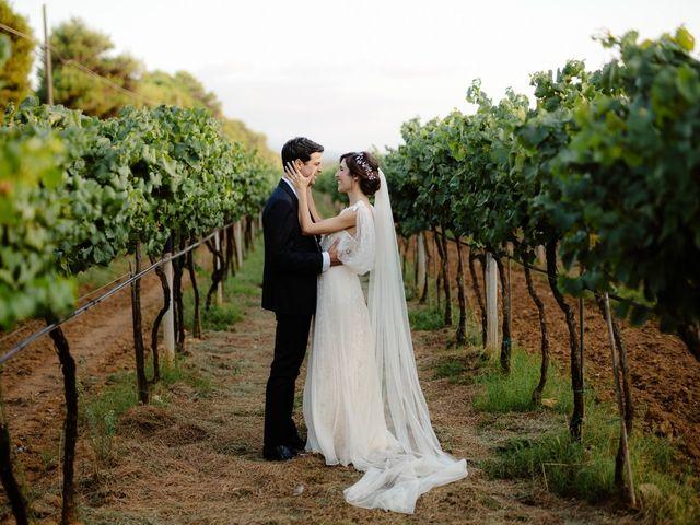 Il matrimonio di Marco e Laura a Alghero, Sassari 91
