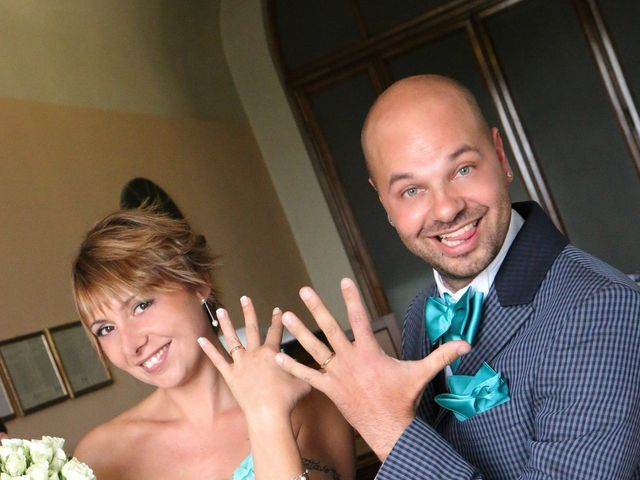 Il matrimonio di Riccardo e Deborah a Brescia, Brescia 23
