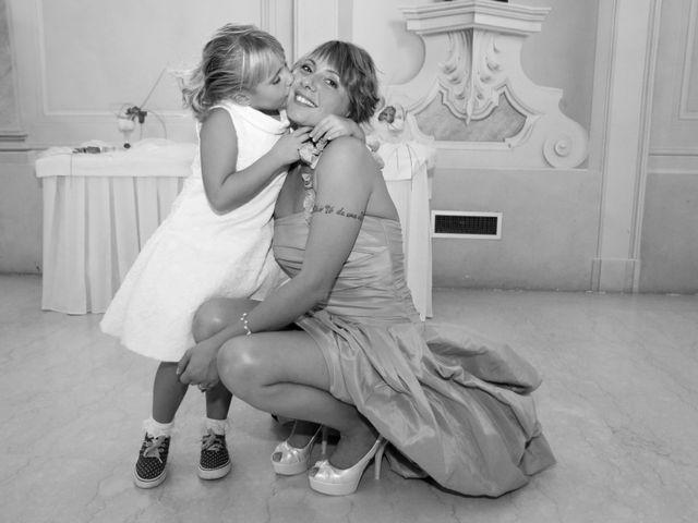 Il matrimonio di Riccardo e Deborah a Brescia, Brescia 31