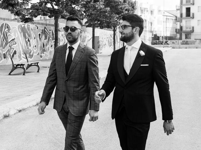 Il matrimonio di Nicola e Mariarosaria a Altamura, Bari 18