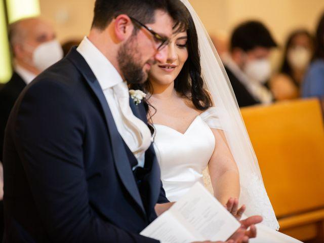 Il matrimonio di Nicola e Mariarosaria a Altamura, Bari 30