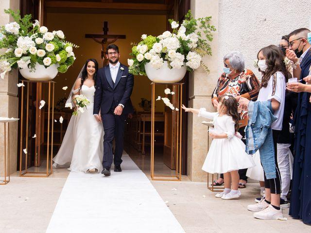 Il matrimonio di Nicola e Mariarosaria a Altamura, Bari 32