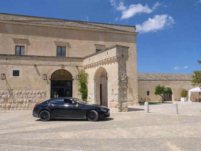 Il matrimonio di Nicola e Mariarosaria a Altamura, Bari 44