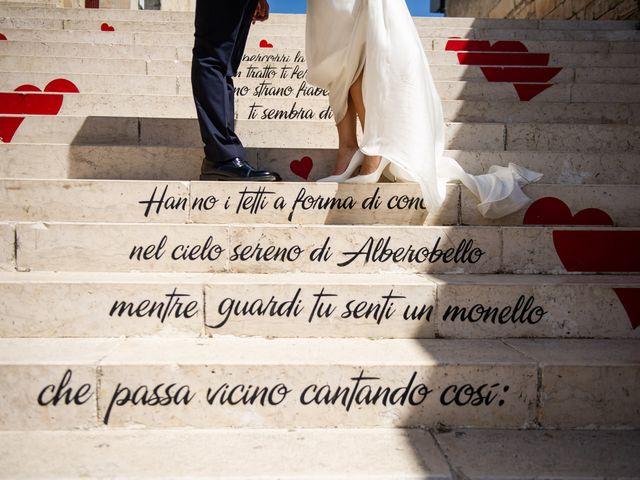 Il matrimonio di Nicola e Mariarosaria a Altamura, Bari 59
