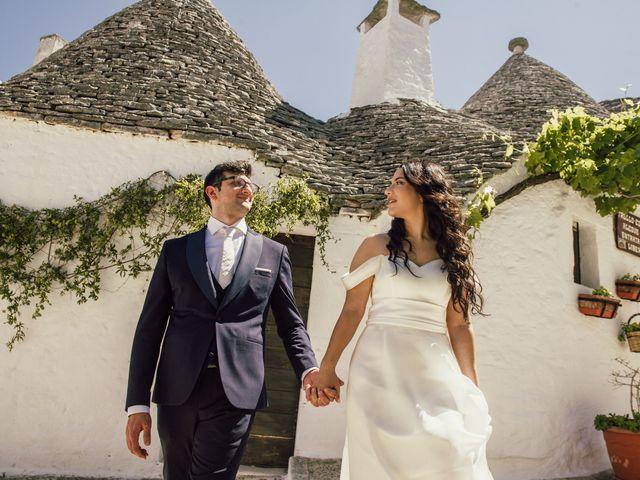 Il matrimonio di Nicola e Mariarosaria a Altamura, Bari 60