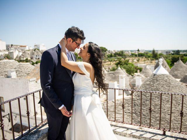 Il matrimonio di Nicola e Mariarosaria a Altamura, Bari 64