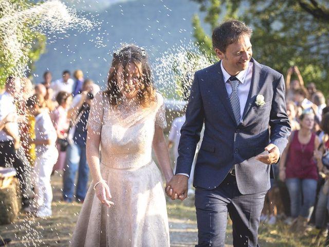 Il matrimonio di Luca e Marusca a Locate Varesino, Como 6