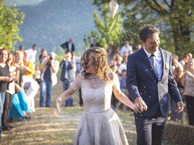 Il matrimonio di Luca e Marusca a Locate Varesino, Como 7