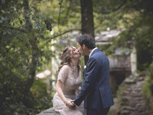 Il matrimonio di Luca e Marusca a Locate Varesino, Como 12