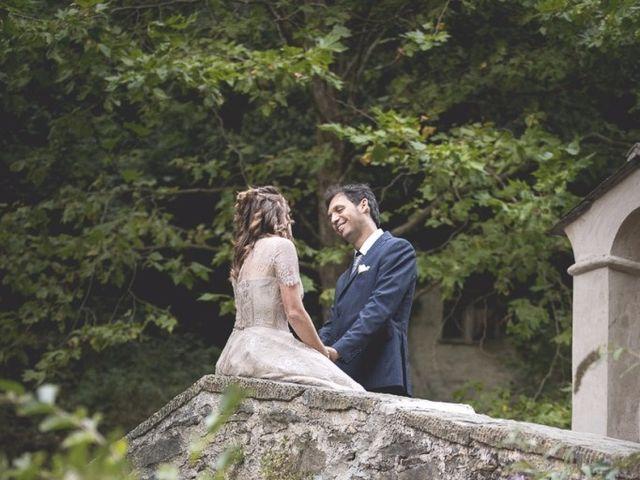 Il matrimonio di Luca e Marusca a Locate Varesino, Como 13
