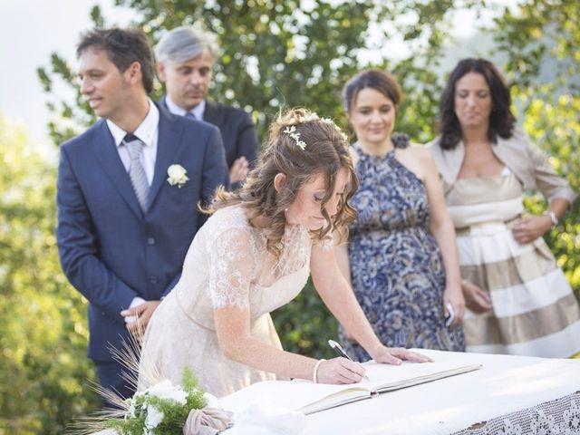 Il matrimonio di Luca e Marusca a Locate Varesino, Como 18