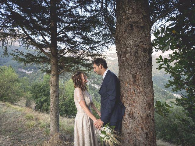 Il matrimonio di Luca e Marusca a Locate Varesino, Como 19