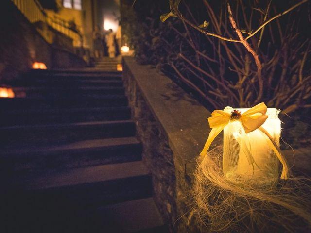 Il matrimonio di Luca e Marusca a Locate Varesino, Como 21