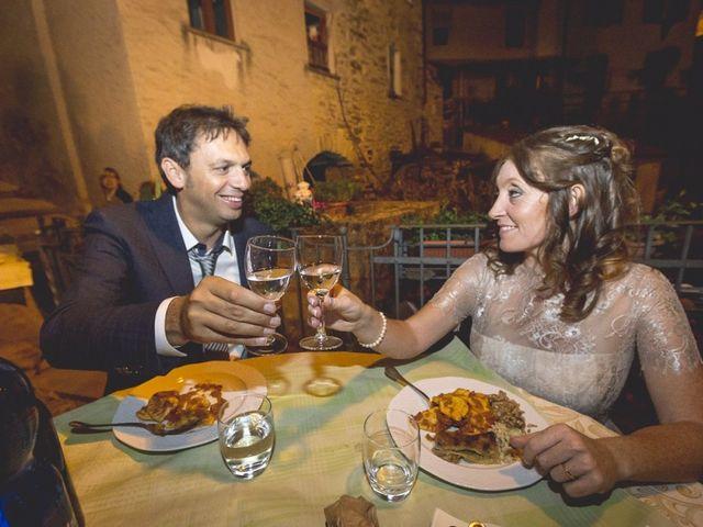 Il matrimonio di Luca e Marusca a Locate Varesino, Como 22