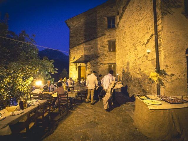 Il matrimonio di Luca e Marusca a Locate Varesino, Como 27