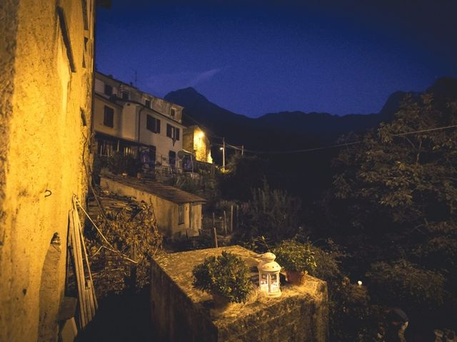 Il matrimonio di Luca e Marusca a Locate Varesino, Como 28