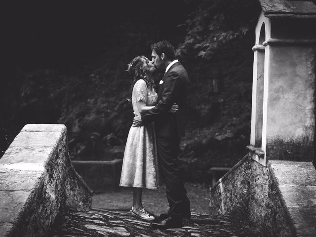 Il matrimonio di Luca e Marusca a Locate Varesino, Como 32