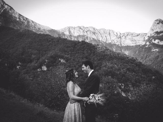 Il matrimonio di Luca e Marusca a Locate Varesino, Como 34