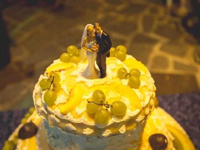 Il matrimonio di Luca e Marusca a Locate Varesino, Como 35