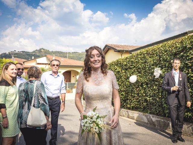 Il matrimonio di Luca e Marusca a Locate Varesino, Como 67