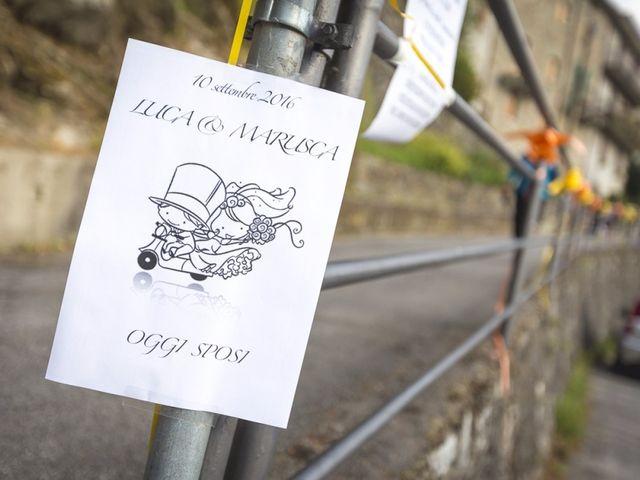 Il matrimonio di Luca e Marusca a Locate Varesino, Como 68
