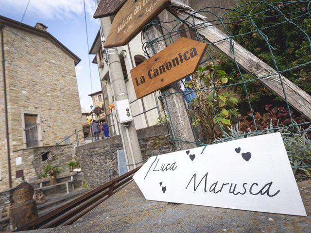 Il matrimonio di Luca e Marusca a Locate Varesino, Como 72