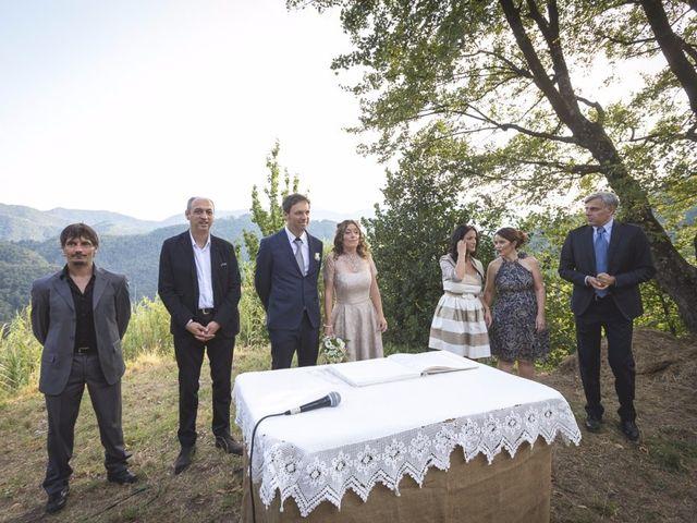 Il matrimonio di Luca e Marusca a Locate Varesino, Como 74