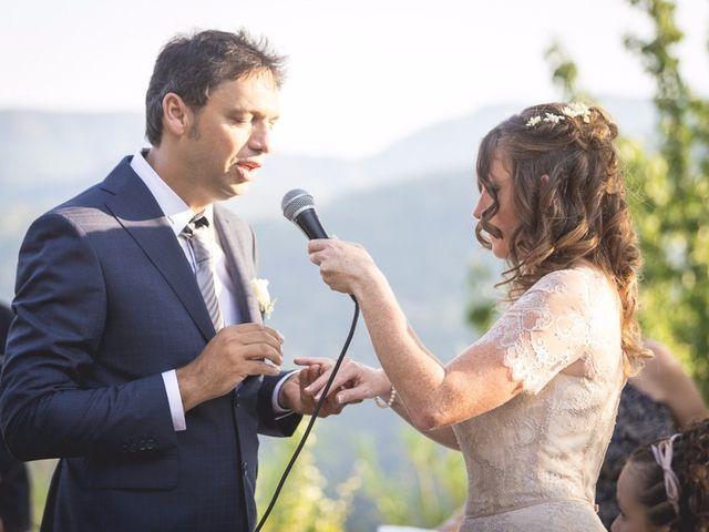 Il matrimonio di Luca e Marusca a Locate Varesino, Como 92